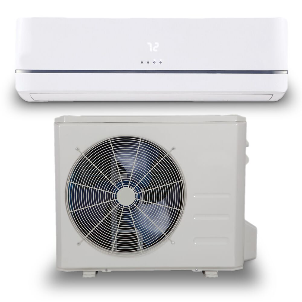 Residential Ductless Split Systems